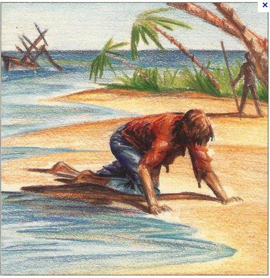 Робинзон Крузо реальная история жизни на острове