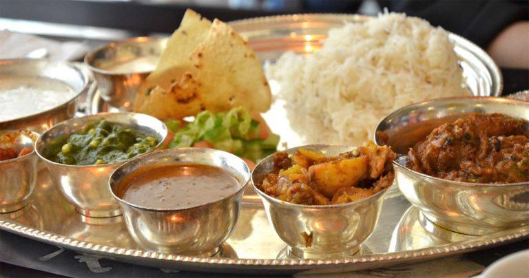 Индийские блюда обзор. Чапати, самосы, тали, бирьяни...