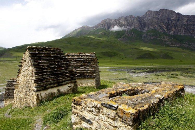 Загадочный и мистический Даргавс. Город мертвых на Кавказе