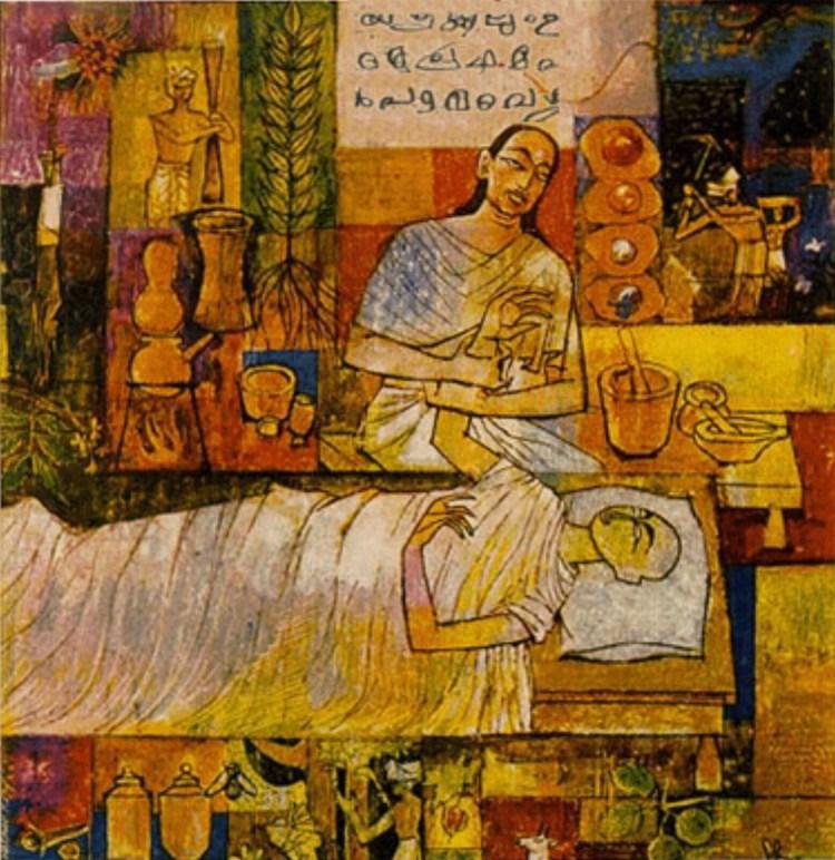 Аюрведа жизнь свободная от болезней. История медицины
