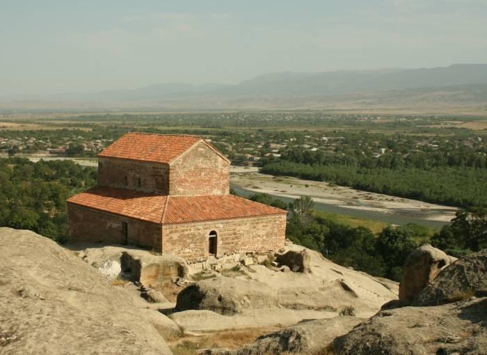 Храм в Уплисцихе