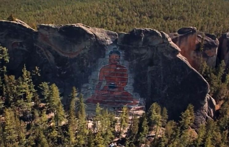 Будда Шакьямуни в Бурятии для защиты России. Священные буддийские места