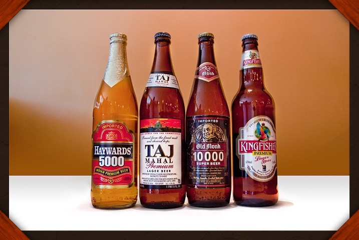 Древнее пиво Сома. Современное пиво Индии