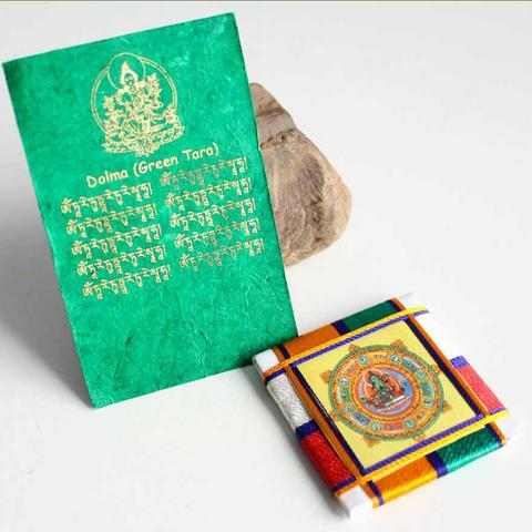 Тибетские амулеты