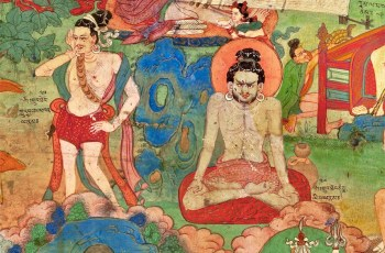 Махасиддха - Чамарипа обрел истинную природы ума