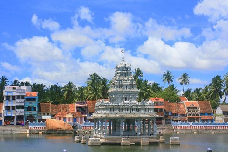 Храм в Керале