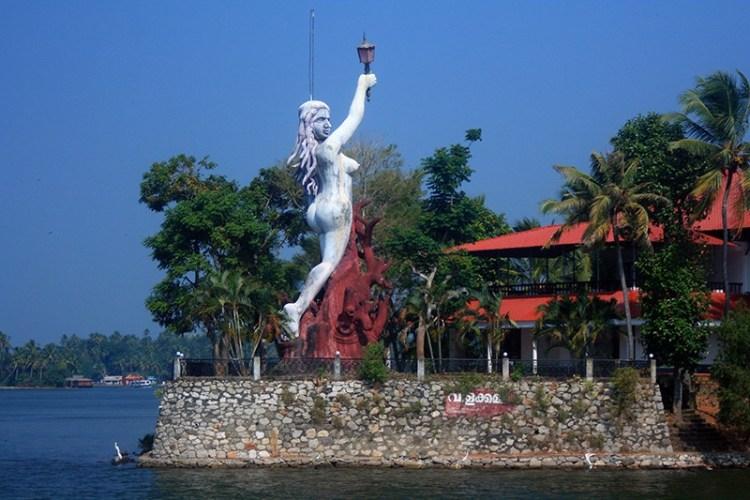 Маяк в Керале