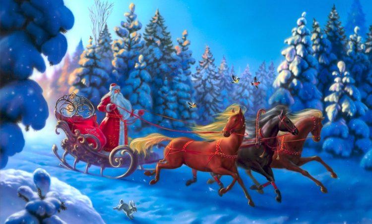 История праздника новый год. Разные даты и традиции