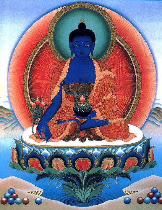 Чжуд ши тибетская медицина. Четыре Медицинские Тантры