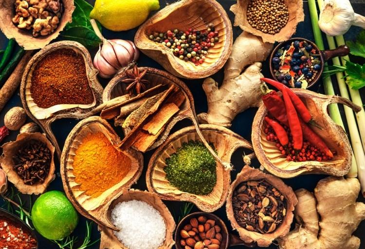 Аюрведа и специи в Керале