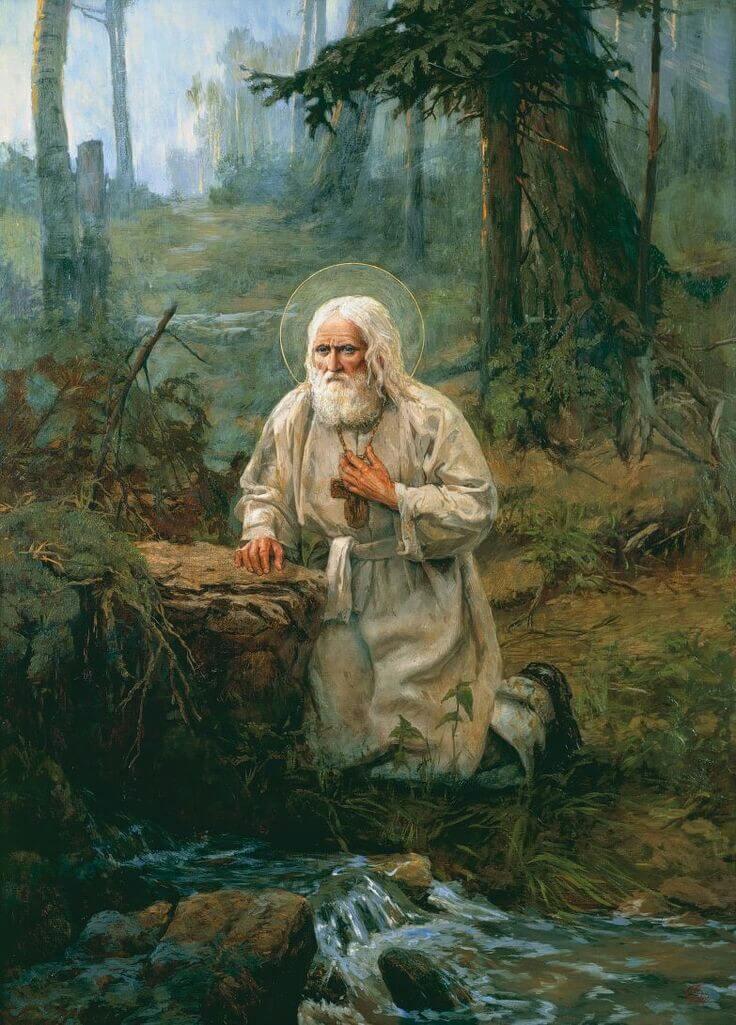 Серафим Саровскийчудотворец