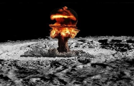 Ядерный взрыв на Луне. Советский проект Холодной войны