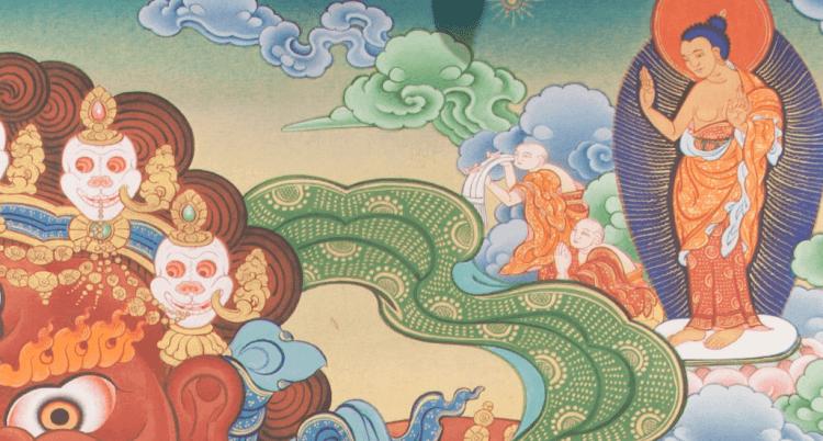 Буддизм основные божества. Обзор 8 классов божеств тибетского ламаизма