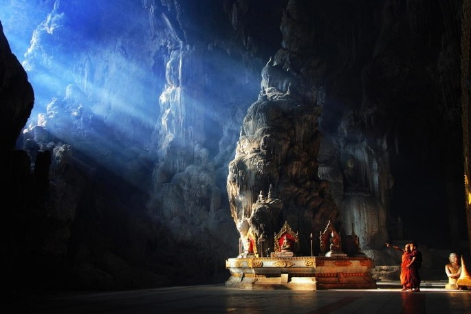 Практика медитации. Обзор мест где нельзя медитировать