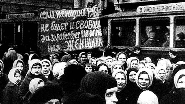 8 марта история праздника. Обзор и хронология событий