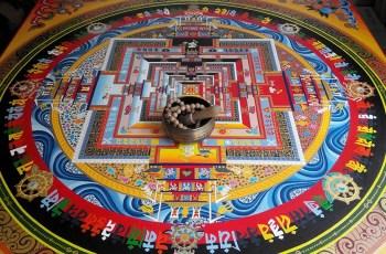 Джонанг школа тибетского буддизма. Учение Калачакра из страны Шамбалы