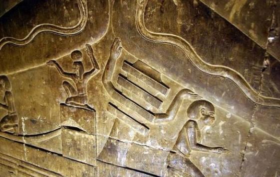 джед-столбов Электричество египта