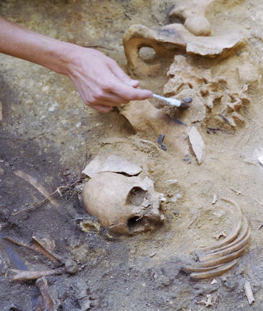 Третий Заюковский могильник