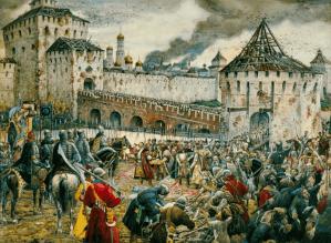 «Московия, 14 апреля 1613 года. Русская смута