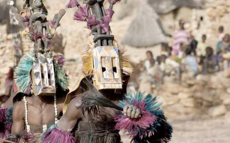 Мифы племени Догонов