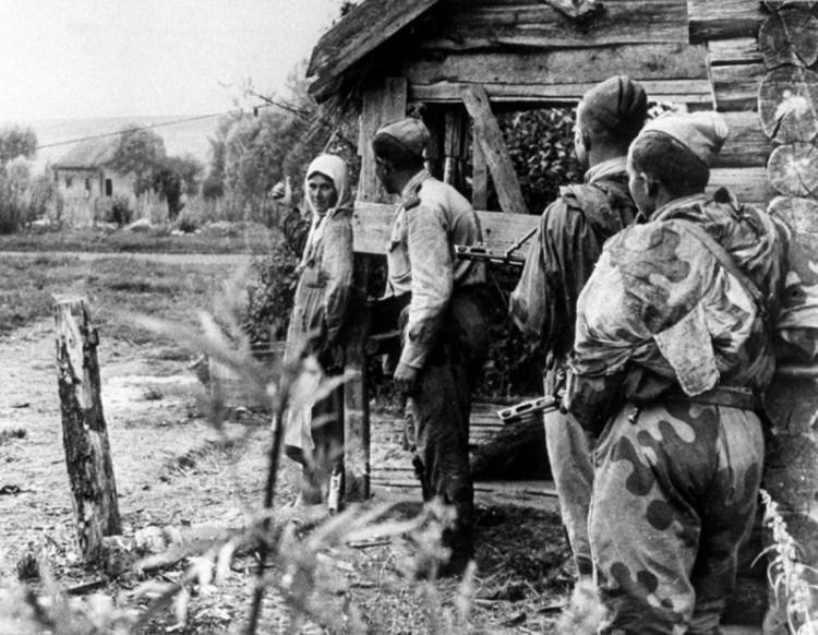 Советские диверсанты. Обзор методик и вооружения