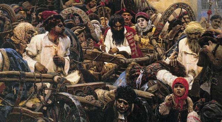 Стрелецкий бунт