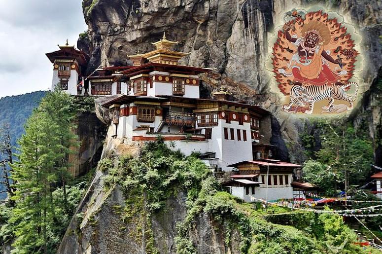 «Гнездо тигра» в Бутане. Завораживающие святые места в мире