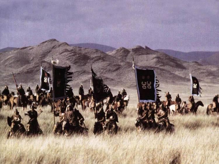 Нашествие Батыя. Вторжения монголов в Русь и Европу