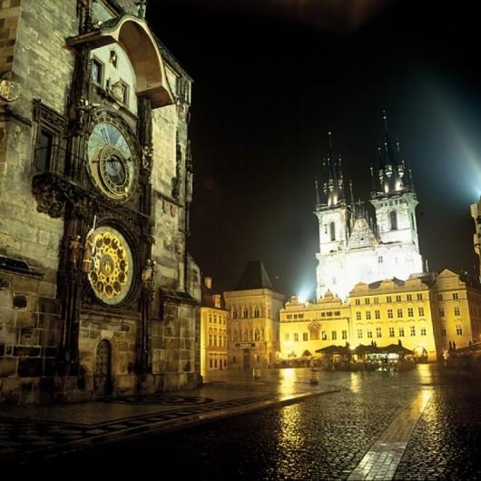 Староместкая ратуша в Чехии. Удивительный механизм курантов