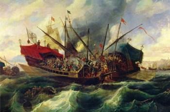 Кипрская война 1570-1573. История кровопролитного морского сражения