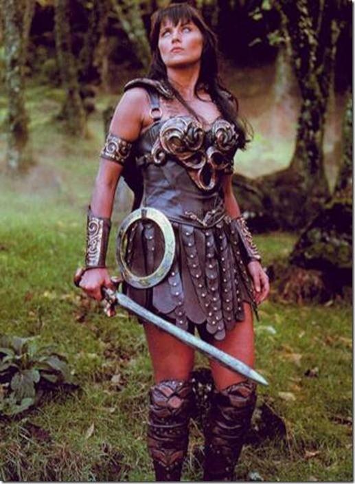 Амазонки – женщины-воины. Сенсационное открытие археологов