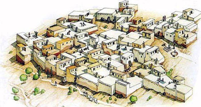 Чатал-Хююке древние войны