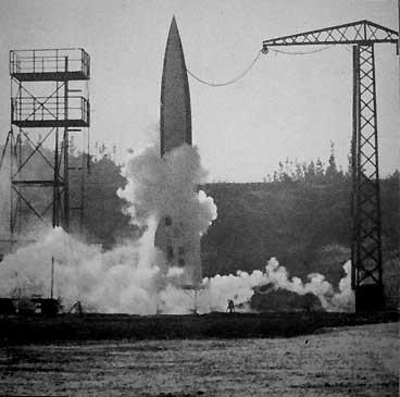 ракеты третьего рейха