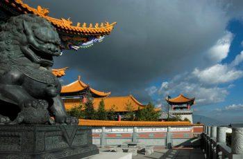 Запретный дворец в Китае. Опередили время на три столетия...