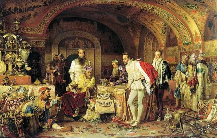 Шуты в России, тем более при царских дворах – люди особые.