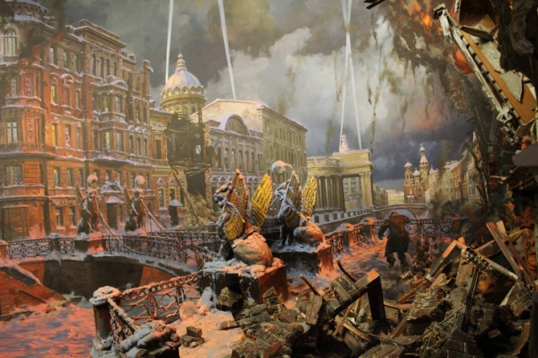 Как чуть не сдали Ленинград