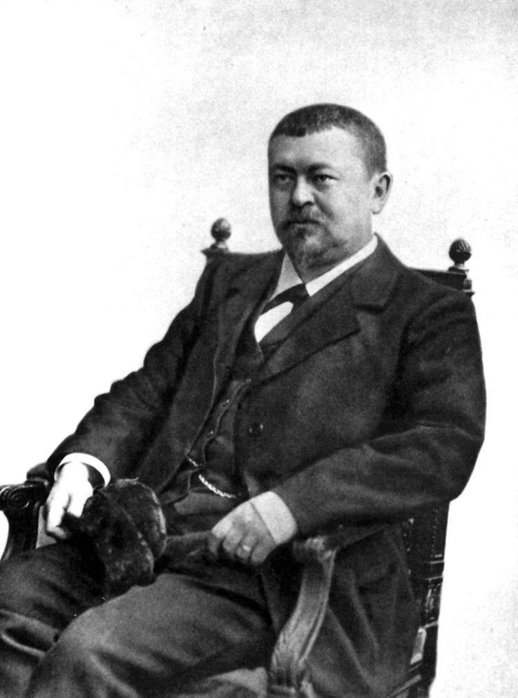 магнат москвовский