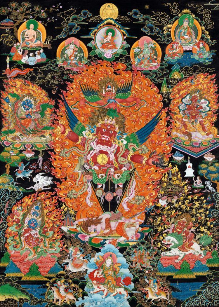 Практика Гуру Драгпура