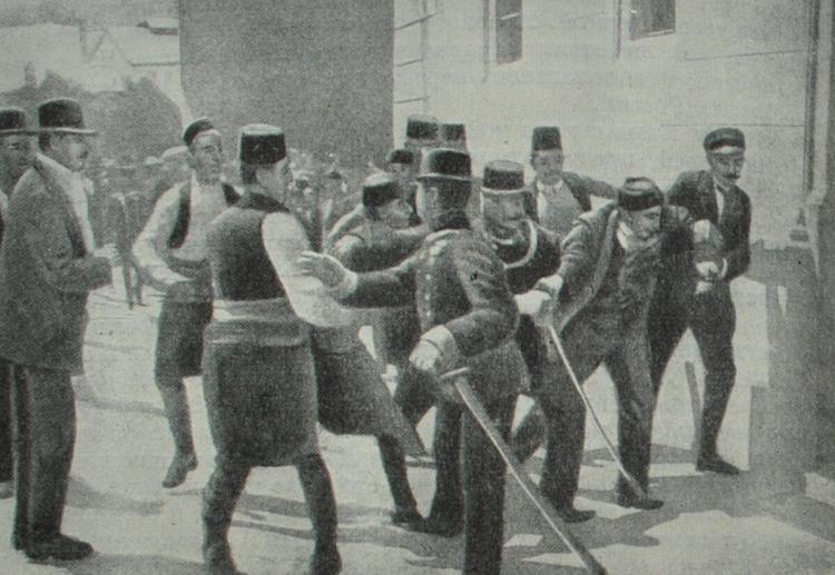 турки рвутся к сербам