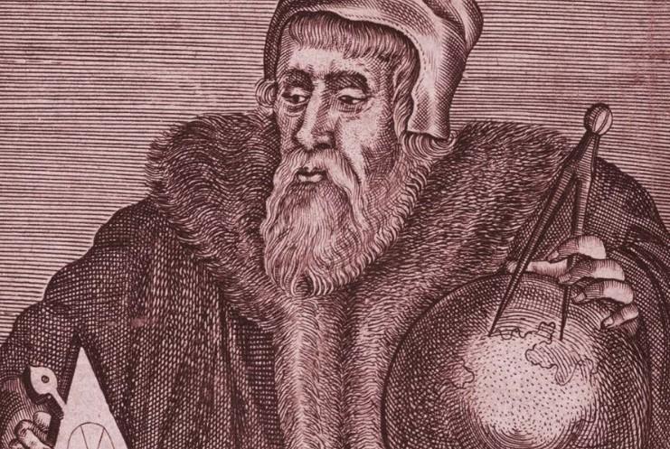 Джон Ди астролог
