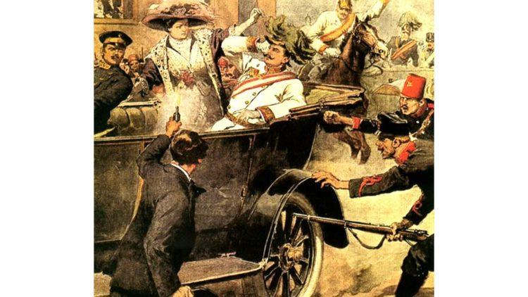 Убийство Франца Фердинанда раскрыта тайна начала войны
