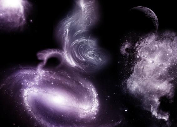 Туманности и теория происхождения Вселенной