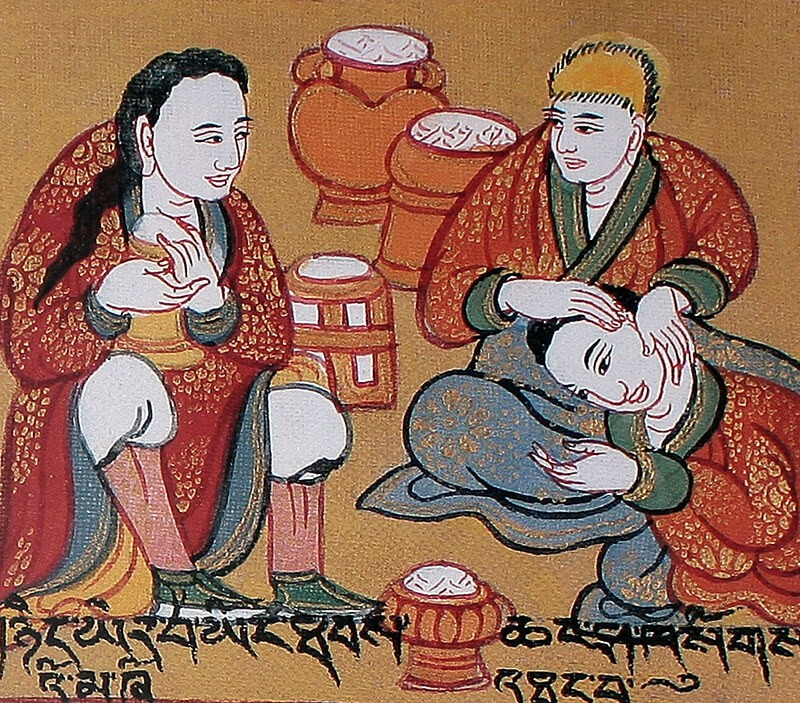 Тибетские Пилюли Ринчены как Пить