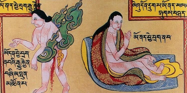 Восстановлении нарушения равновесия. Тибетская медицина