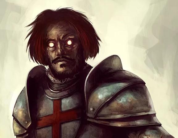 сатанист синяя борода