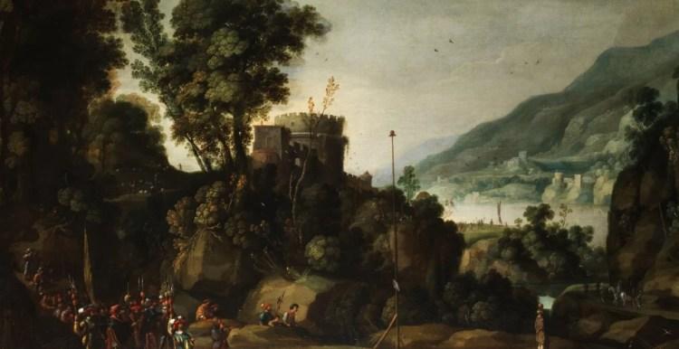 Швейцария 16 века