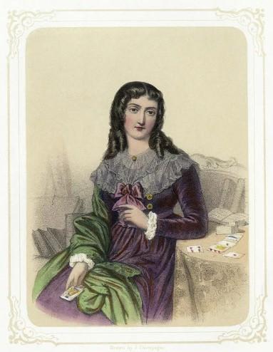 Мария Ленорман прорицательница
