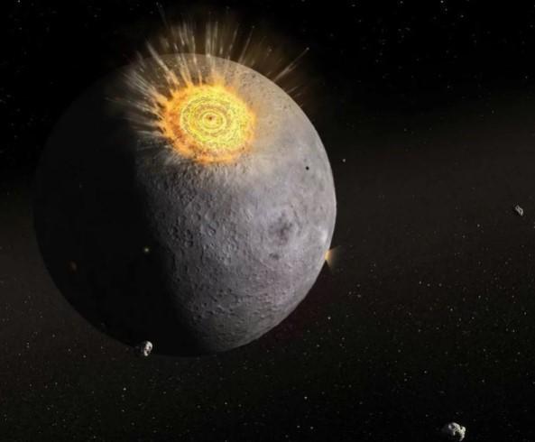 Ядерный Взрыв на Луне Проект США Эпохи Холодной Войны