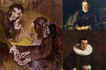 Шарлотта Кирхгоф. Колдунья с полотна Рембрандта