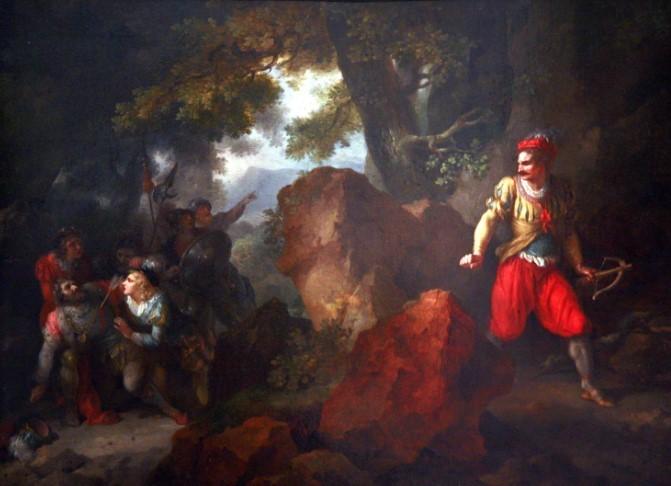 История знаменитого лучника Швейцарии